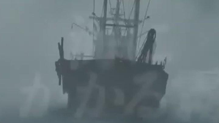 海雾 日本预告片1