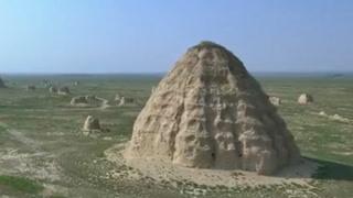 贺兰山发现东方金字塔 西夏王陵不为人知的秘密