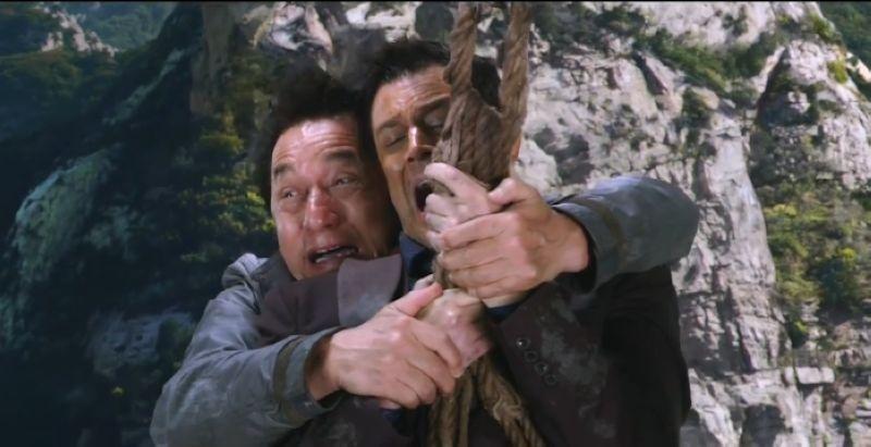 《绝地逃亡》日版片段