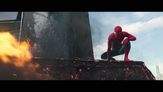 蜘蛛侠大概吐出了一年的丝看着这一切彼得很内疚