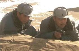 大漠枪神-27:赵团长带部队沙漠围剿黄五龙