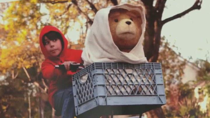 泰迪熊 MV:Everybody Needs A Best Friend by Norah Jones