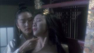《东方不败》林青霞苦恋李连杰 竟送他人侍寝