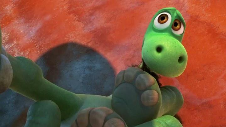 恐龙当家 片段5:T-Rexes