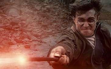 《哈利·波特与死亡圣器(下)》片段3