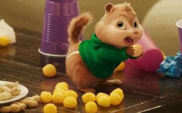 《鼠来宝4》中文片段 狂欢派对过后只剩一片狼藉