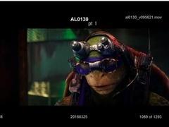 《忍者神龟2》动作捕捉特辑 揭秘神龟变身细节