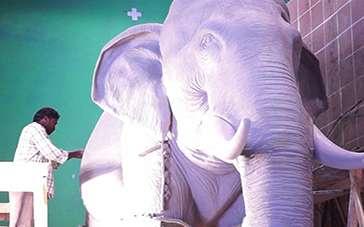 《巴霍巴利王:开端》特辑 揭秘印度最贵巨制