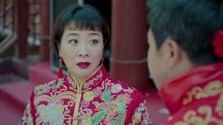 《西京故事》罗天福淑惠蒙住眼睛 通过触摸辨认对方 难不倒他俩