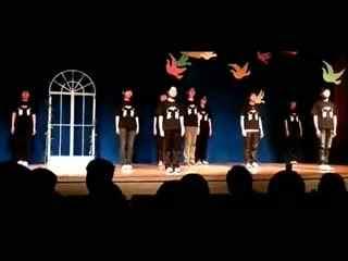 团队手语舞《传说》励志手语舞大全