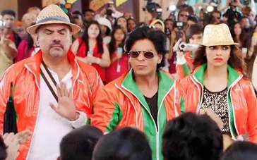 《新年行动》精彩片段 印度队亮相舞蹈大赛遭鄙视