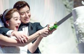 高梓淇迎娶韩国媳妇蔡琳爆婚礼视频