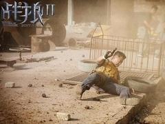 """《战狼2》搏命特辑 吴京受伤不断动作戏""""求打脸"""""""