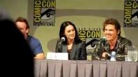 梅根·福克斯《西部英雄约拿·哈克斯》Comic Con发布会