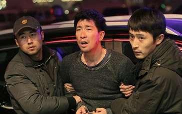 《解救吾先生》再曝删减片段 吴若甫呛声王千源