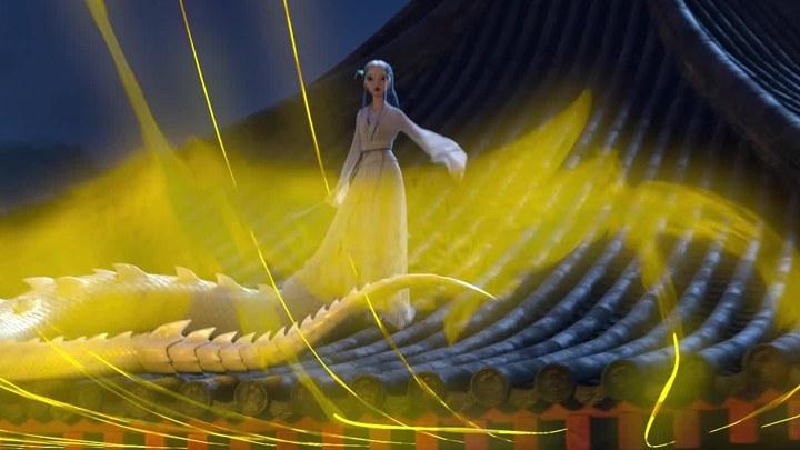 白蛇:缘起 片段3:道妖斗法 (中文字幕)