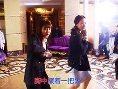 """《贴身校花》花絮:SNH48开发全新舞风 校花校草旋转跳跃""""尴尬舞"""""""