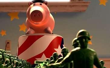 《玩具总动员2》片段