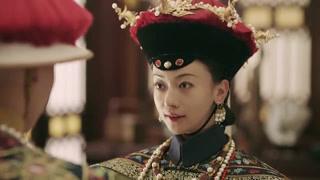 《延禧攻略》魏璎珞称皇帝在自己身上花了很多时间 不愿一无所获才会越陷越深