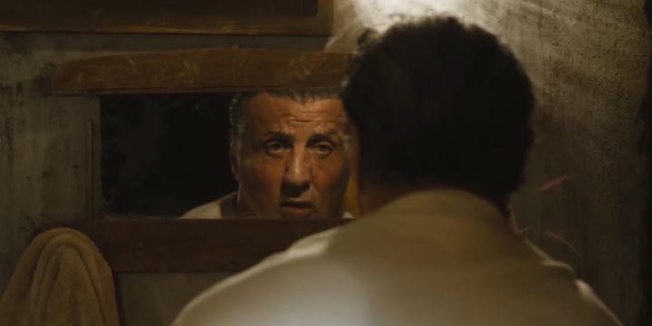 《第一滴血5》预告片 史泰龙宝刀出鞘开杀戒