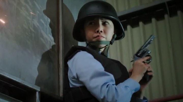 冲锋战警 预告片2:追捕版