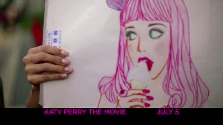 凯蒂·派瑞:这样的我 片段1:International Fans
