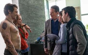 《为什么是他》超长片段 詹姆斯·弗兰科尴尬见家长