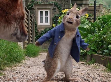 《比得兔2:逃跑计划》口碑特辑 端午假期解压治愈首选