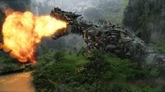 变形金刚4:绝迹重生 片段之机器恐龙