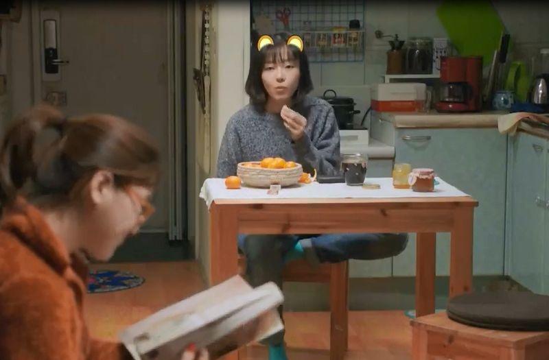 《恋爱谈》曝双女主片段 陷入爱情甜蜜氛围