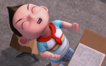 《马小乐之玩具也疯狂》奇幻预告 熊孩子穿越时空