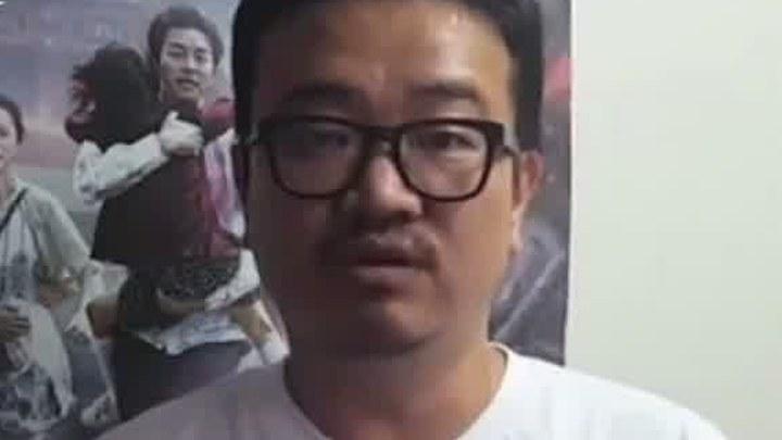 釜山行 其它花絮1:导演延尚昊答谢香港观众 (中文字幕)