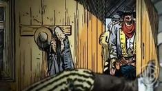 西部英雄约拿·哈克斯 动态漫画:第一章
