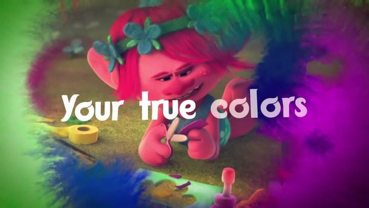 魔发精灵 MV2:Justin Timberlake&Anna Kendrick演唱《True Colors》
