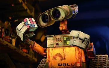 《机器人总动员》预告片3