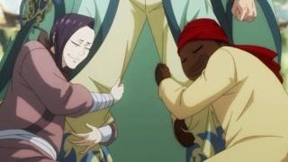 古海:主角都是最后登场的 先抱一波大腿的POPO