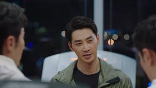 欧强把吴白艾情的事告诉王浩
