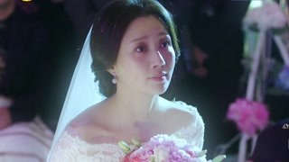 《你迟到的许多年》莫莉主动亲吻新郎 亲手把捧花送给文婷