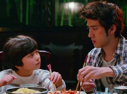 """《非常父子档》终极预告 李治廷文梅森上演""""对视杀"""""""
