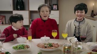 《姥姥的饺子馆》一家人轮流说出新年愿望 有家才有温暖