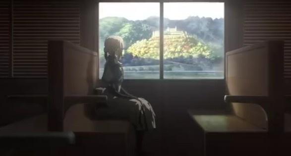 《紫罗兰永恒花园外传》中文字幕预告