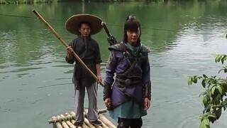 《蜀山战纪》之陈伟霆拍蚊子