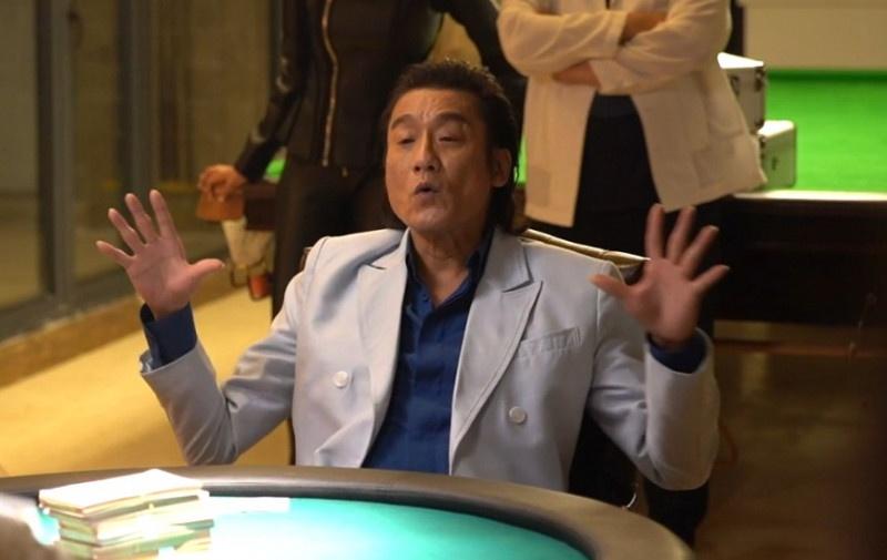 """《追龙II》曝特辑 张子强同党揭秘真实""""世纪贼王"""""""