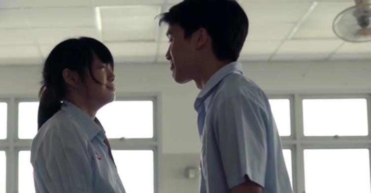 《借来的100天》香港预告片