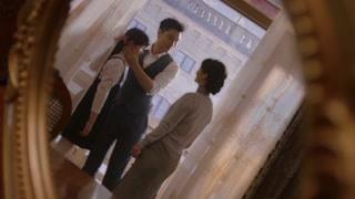 《誓言》少白与元宝母女甜蜜相拥 他难道活着离开日本了吗