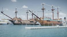 印度暴徒 造船特辑