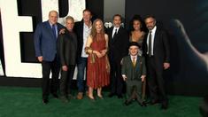 小丑 美国首映礼红毯