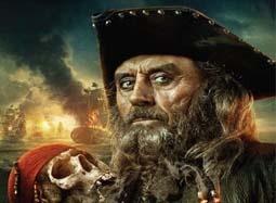 《加勒比海盗4》独家中文片段 黑魔爪瞬间平叛乱