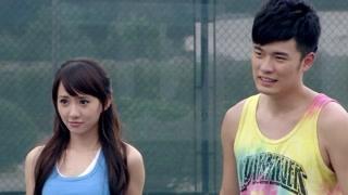 《爱情公寓3》一菲与诺澜的网球约战  子乔想象的画面是不会出现了