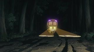超神奇龙猫电车出现